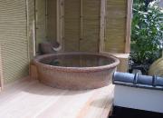 314号室の露天風呂