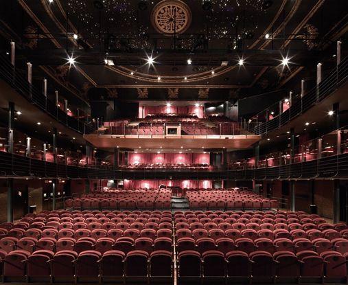 Teatro ARTERIA PARALLEL  Sagitario Lighting