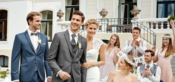 Anzug oder Frack  Was trgt der Brutigam zur Hochzeit