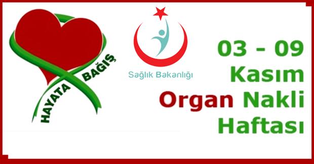 Organ Nakli Haftası