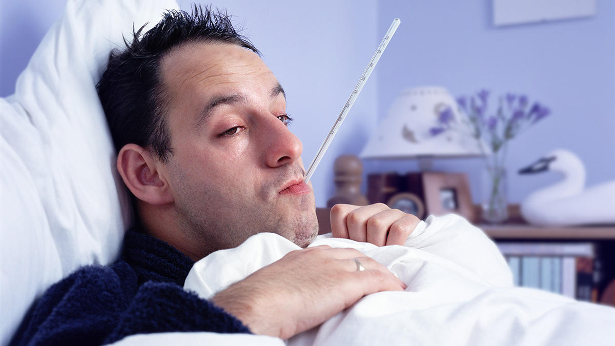 Böbrek Nakli Sonrası Grip