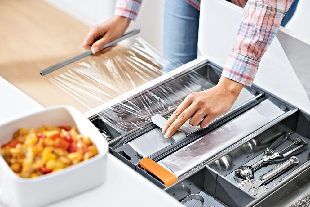 tiroirs range couverts sagne cuisines