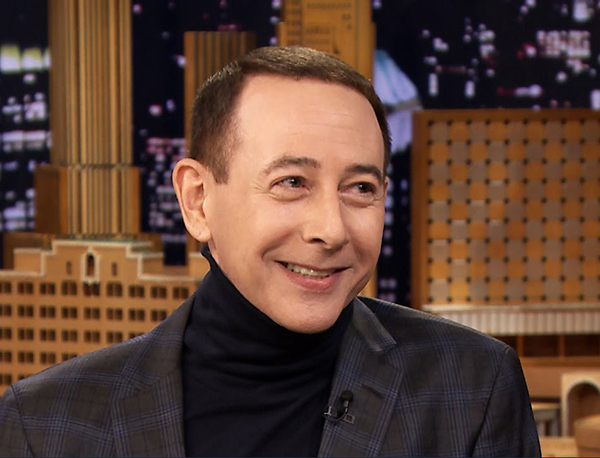 paul reubens annuncia il nuovo pee-wee herman