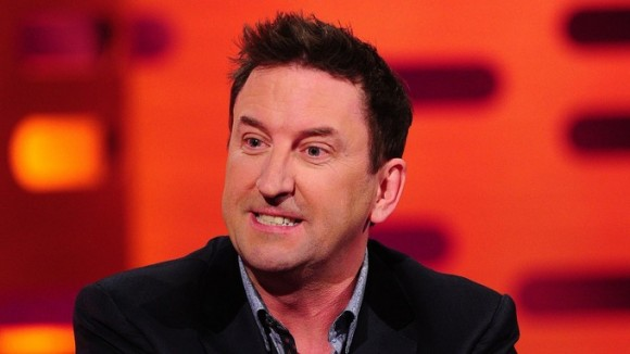 Lee Mack best male tv actor