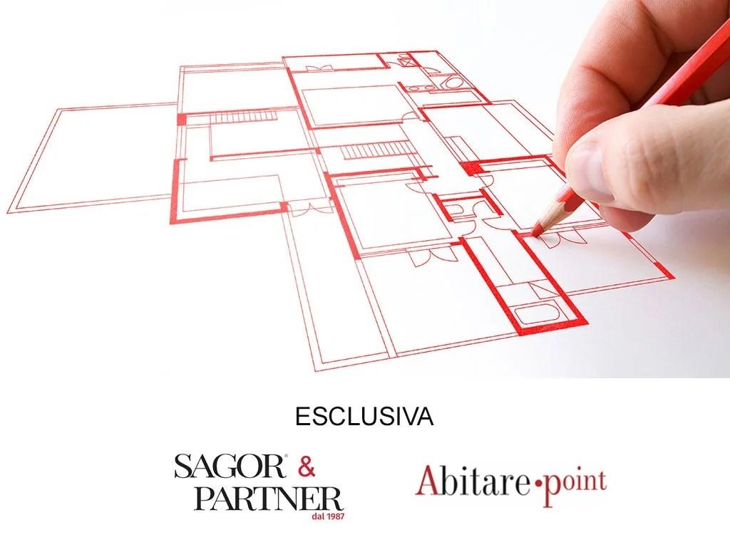 Sagor & Partner e Abitare insieme per vendere due dimore a San Siro, Partnership Sagor & Partner e Abitare Point per la vendita di due nuove unità a San Siro.