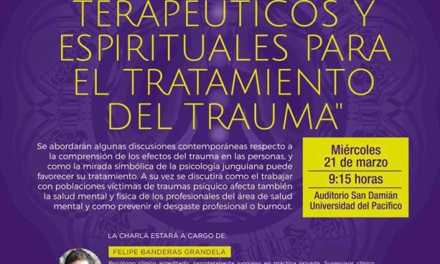 Apuntes : Recursos Terapéuticos y Espirituales para el tratamiento del trauma