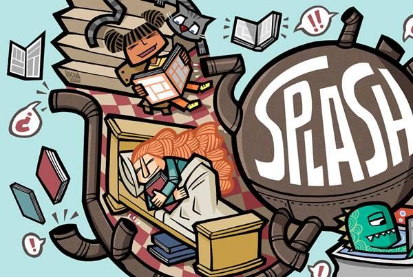 SPLASH 2018 [Festival de Còmic de la C.V.]