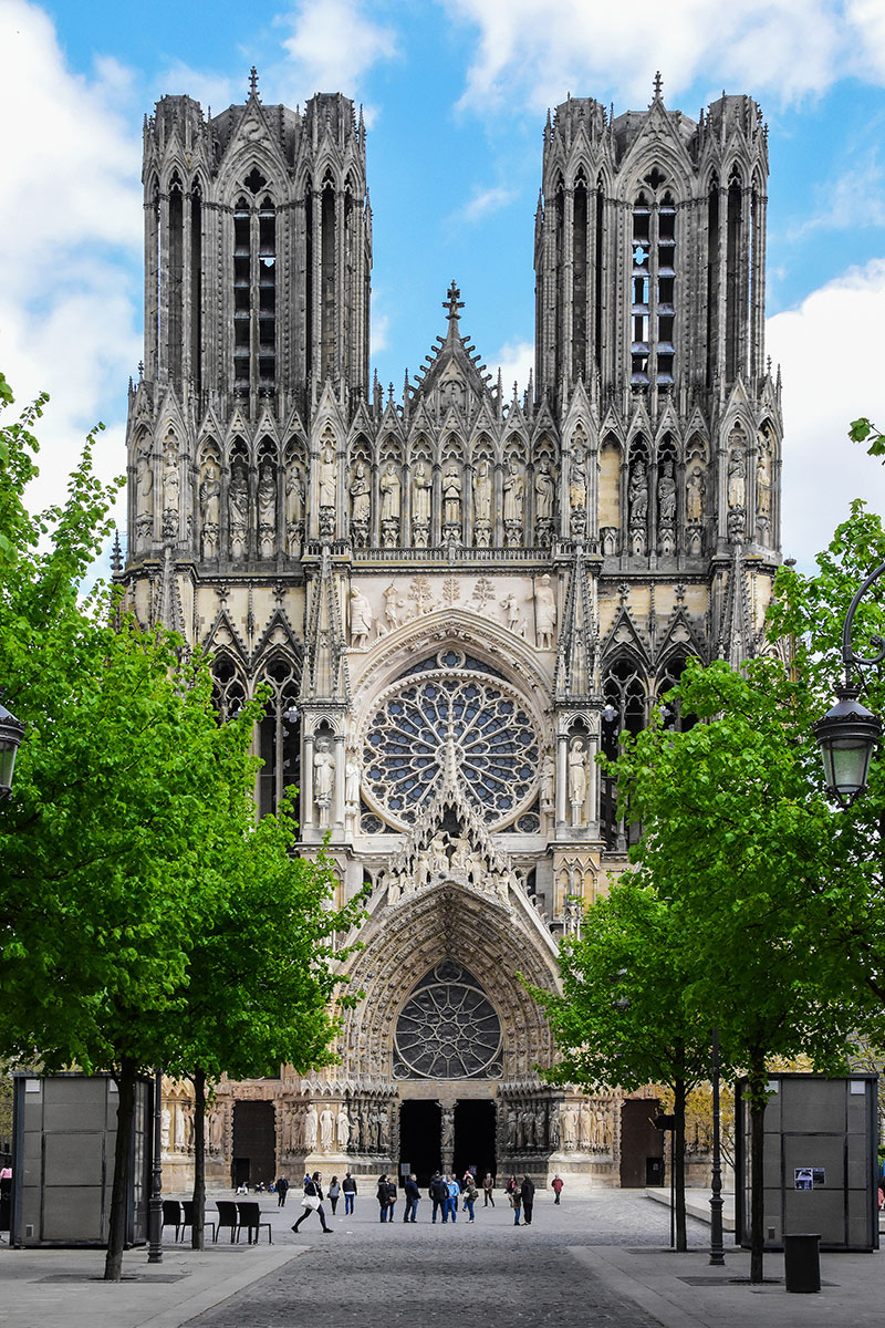 Awe-chitecture And Ornamentation Of Gothic Cathedrals