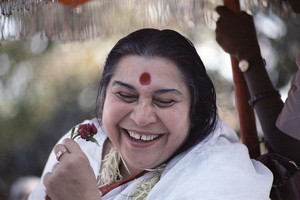 Shri Mataji is not from this earth | Sahajayoga Reviews