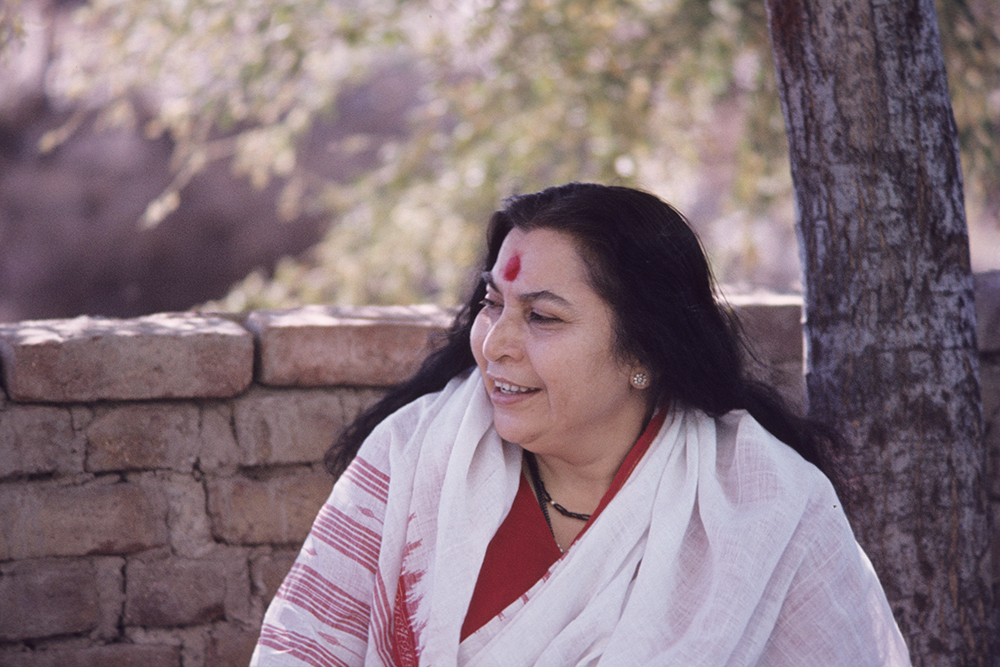 Shri Mataji used to exorcise many demons | Sahajayoga Reviews