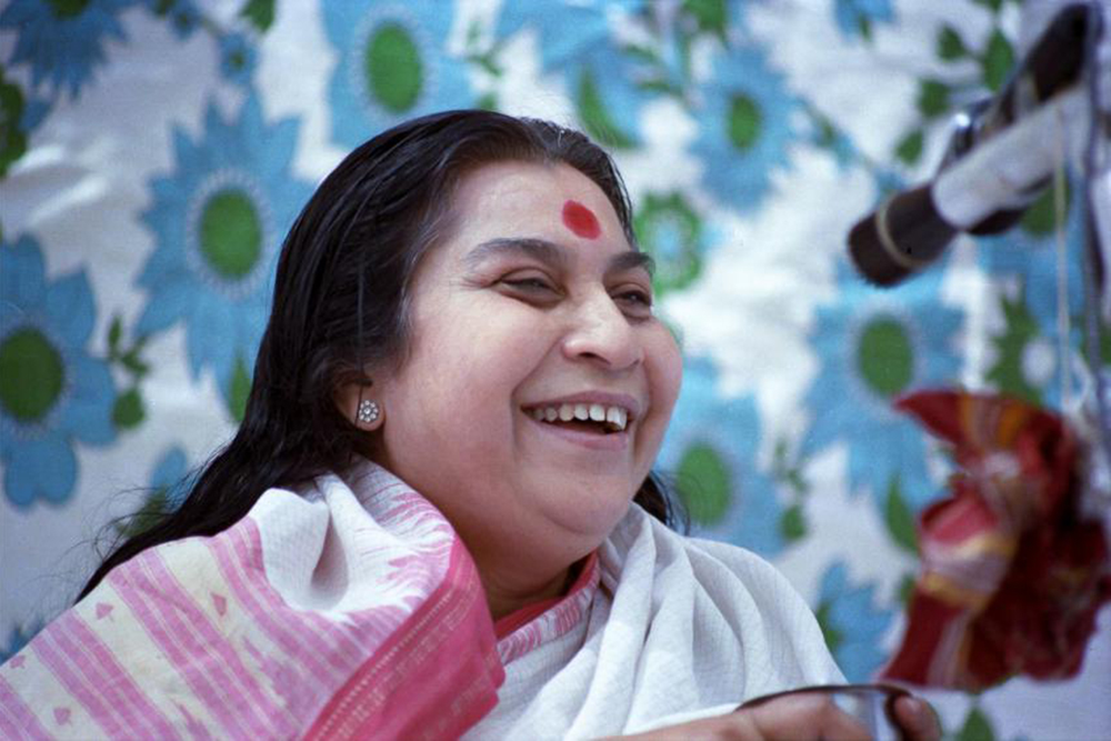 An honour to be there with Her | Sahajayoga Reviews