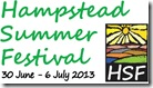 Sahaja Yoga Meditation in Hampstead Summer Festival 2013