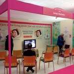 Ideal Home Show 2015 – Learn to Meditate