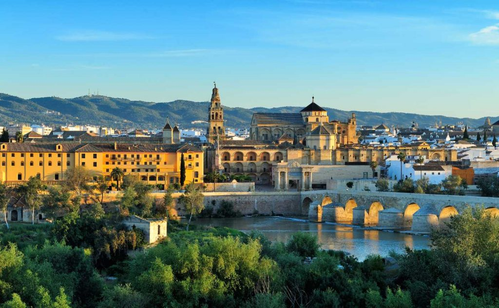 Cordoba city in the morning Spain 1024x633 1 #1 Best Visa Consultant for Study in Spain