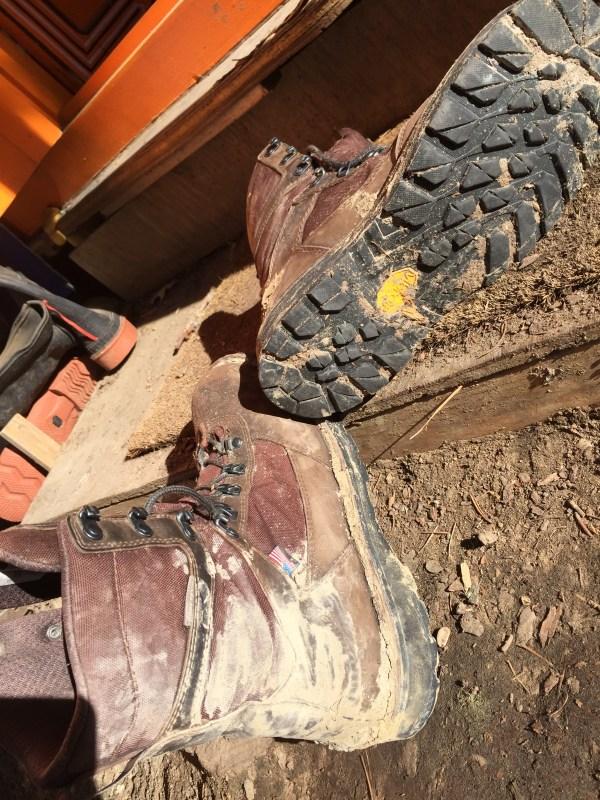 Danner Men's East Ridge Hiking Boot Sahalee Off Grid