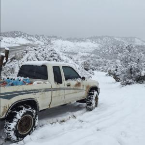 toyota pickup cooper discoverer stt pro mud snow tires 2