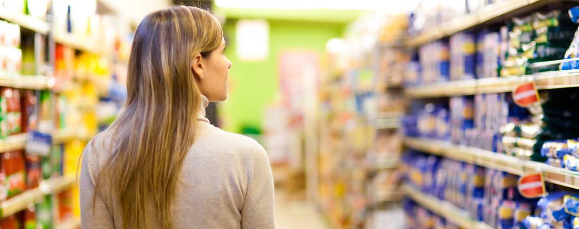 Investor saham supermarket