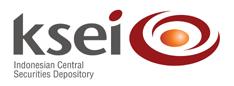 Logo KSEI (Kustodian Sentral Efek Indonesia)