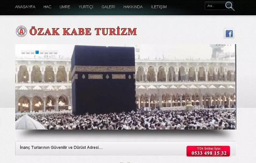 Öz Ak Kabe Tur