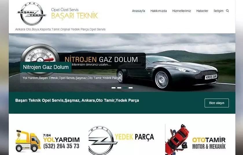 Başarı Teknik Opel Servis
