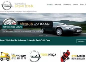 Opel Yol Yardım, Başarı Teknik Opel Servis