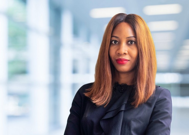 Pearl Uzokwe, Director for Governance & Sustainability