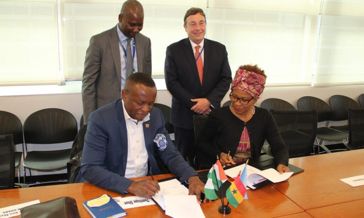 UNDP and Sahara Group join forces following the signing of Memorandum of Understanding to promote sustainable energy and SDGs in Africa.