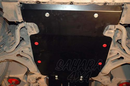 small resolution of skid plate sheriff for volkswagen touareg more info