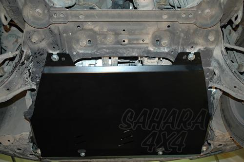 small resolution of skid plate sheriff for renault koleos more info