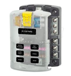 blue sea systems fuse box suitable for 12v 32v installations  [ 1600 x 1067 Pixel ]