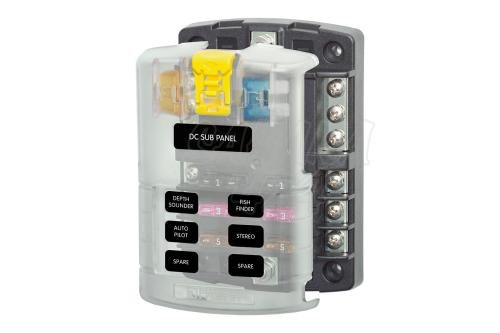 small resolution of blue sea systems fuse box suitable for 12v 32v installations