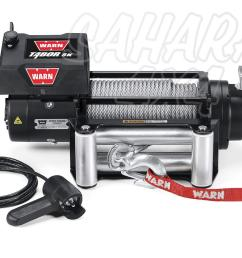winch warn tabor 8k 12v great for lighter trucks jeeps and suvs [ 1337 x 891 Pixel ]
