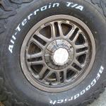 Llanta Atrax Aluminio Nissan Patrol Gr Y60 Y61