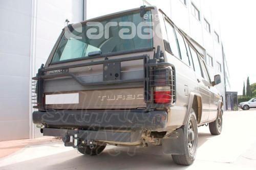 small resolution of bolt type towbar nissan patrol 1980 check ce