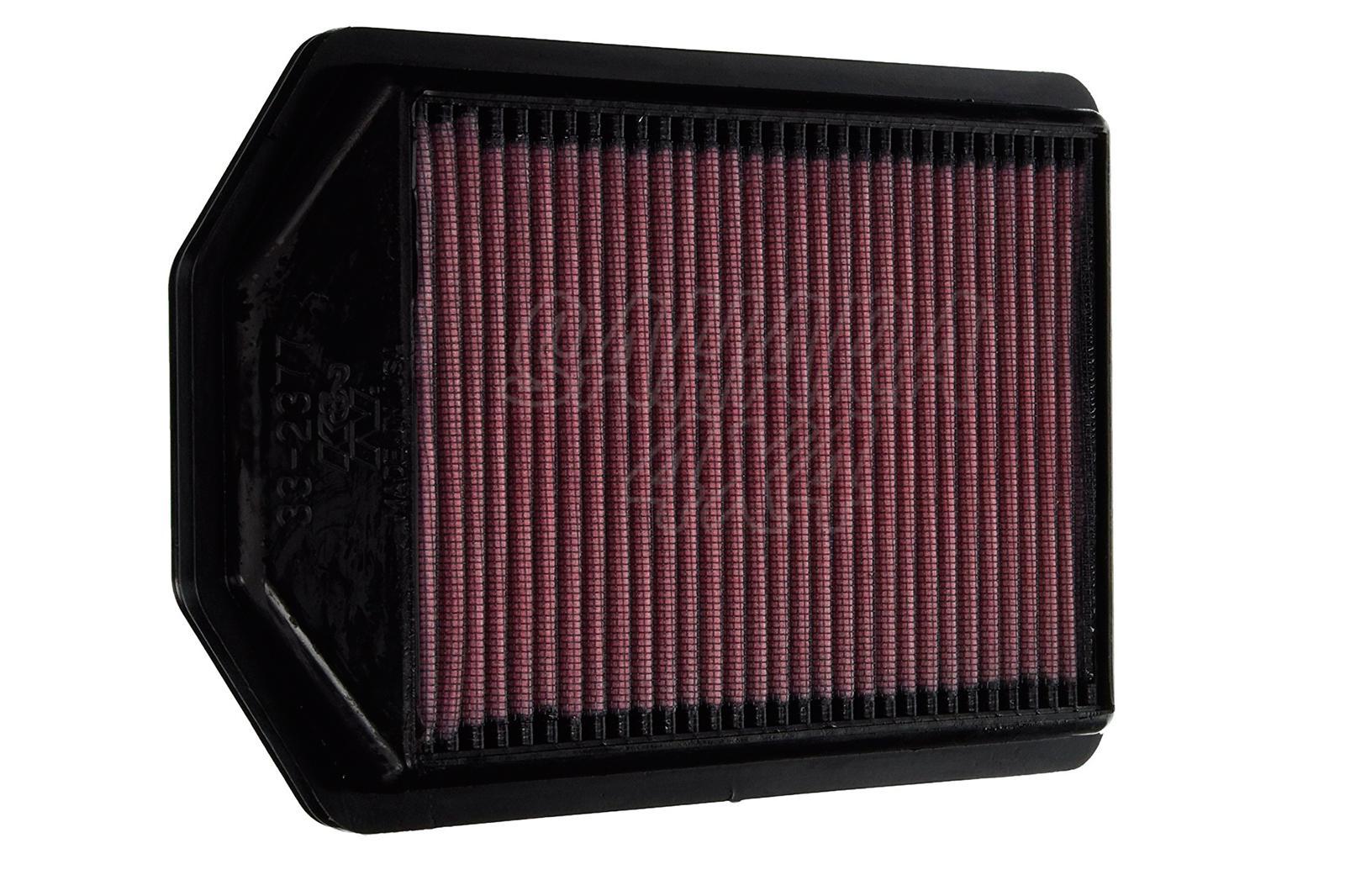 hight resolution of replacement air filter k n honda crv 2 4 petrol 07 09 k n 33 2377