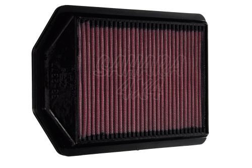 small resolution of replacement air filter k n honda crv 2 4 petrol 07 09 k n 33 2377