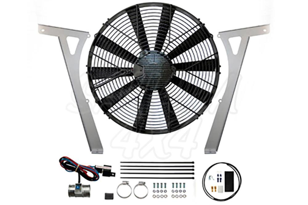 medium resolution of electronic fan conversion range rover p38 electronic fan conversion kit is an ideal replacement the