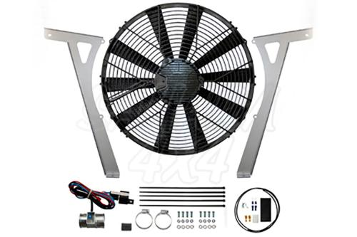 small resolution of electronic fan conversion range rover p38 electronic fan conversion kit is an ideal replacement the