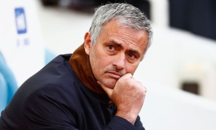 """Mourinho finally sings his """"Swan song"""""""