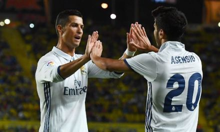 Real Madrid's Cristiano Ronaldo not angry after substitution – Zidane