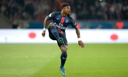 PSG defender Serge Aurier gets suspended two-month prison sentence