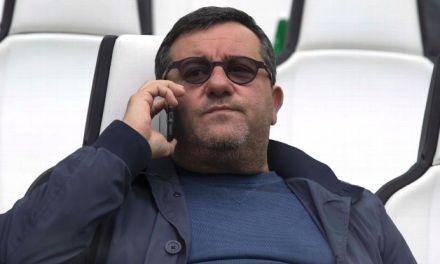 Paul Pogba's Man United deal earned Mino Raiola €27m – Juventus chief