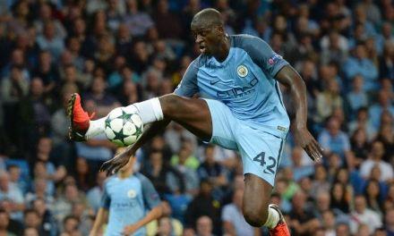 Pep Guardiola 'would like' Yaya Toure back in Man City squad
