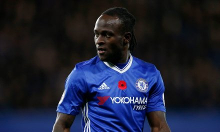 Chelsea star Victor Moses among Player of the Month nominees