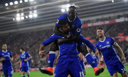 Victor Moses win's PFA fan's Premier league player of the month