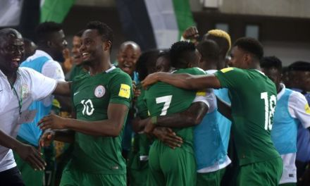 Victor Moses and John Obi Mikel score as Nigeria beat Algeria