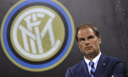 """Frank de Boer insists he """"needed more time"""" after Inter sacking"""