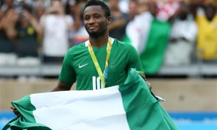 Mikel: I wouldn't swap Olympic Gold with Nigeria for place in Conte's Chelsea