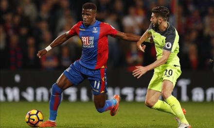 Crystal Palace star Wilfried Zaha chooses to play for Ivory Coast despite England caps