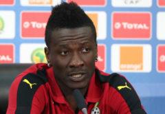 Someone told Kwesi Appiah to strip me of the Black Stars captaincy - Asamoah Gyan